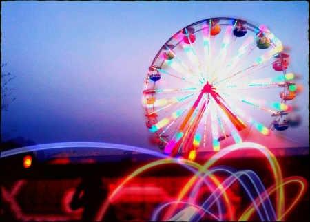 bonnaroo ferris wheel 2012
