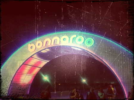 entrace to bonnaroo 2012